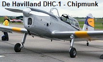 De Havilland DHC-1 - Chipmunk