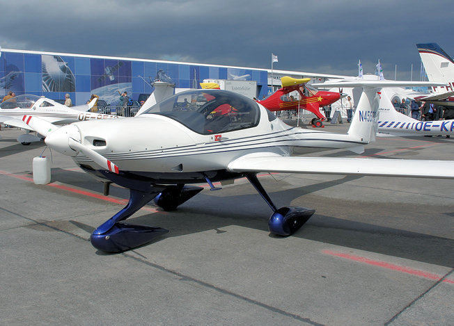 Diamond DA 20-C1 Eclipse