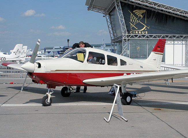 Piper Warrior III PA-28