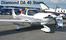 Diamond DA 40 Star