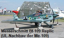 Messerschmitt Bf-109 Replik