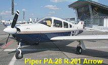 PIPER PA-28 R-201 Arrow