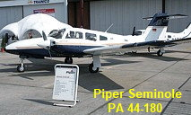 Piper Seminole PA 44-180