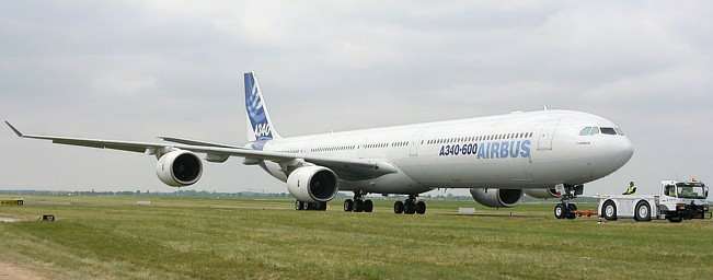 Airbus A 340-600