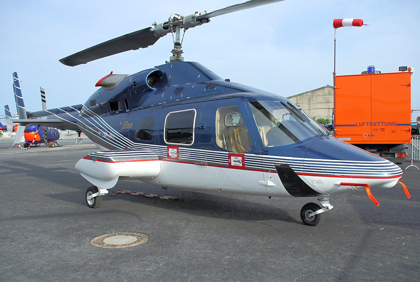 Bell 230 Twin: Hubschrauber der US-Firma Bell Helicopters