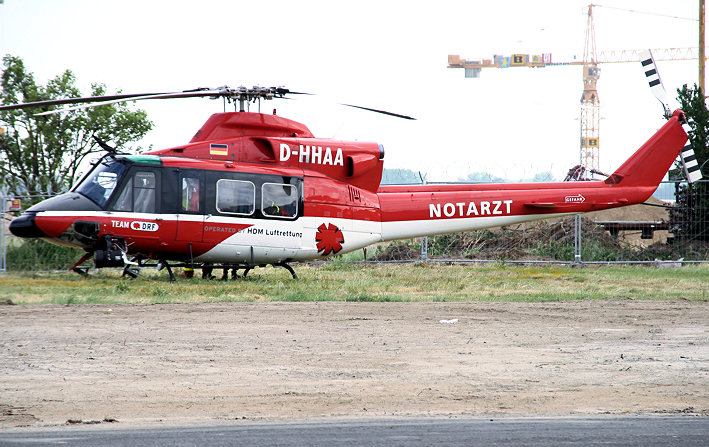 Bell 412SP Arapaho