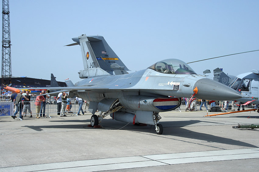 F-16 Fighting Falcon: Kampfjet der USA