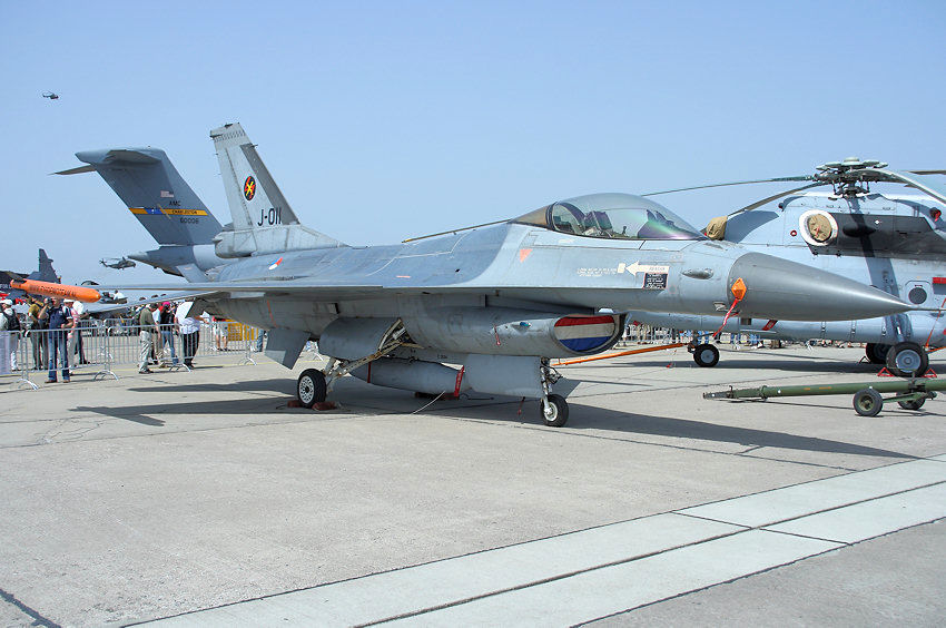 Lockheed Martin F-16 Fighting Falcon: Kampfjet der USA