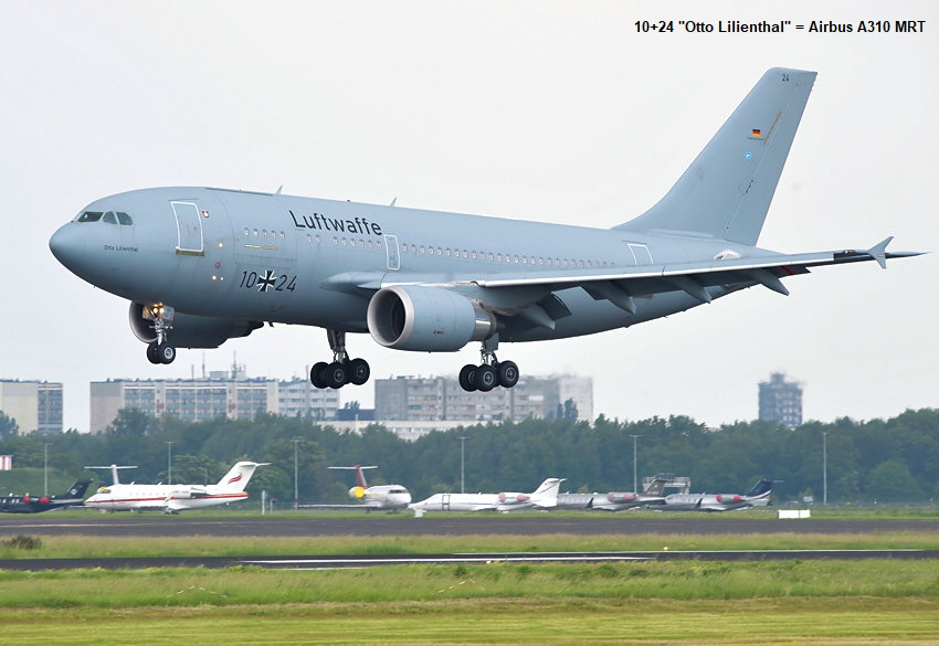 Airbus A310 Otto Lilienthal