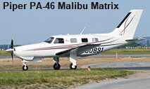 Piper PA-46 Malibu Matrix