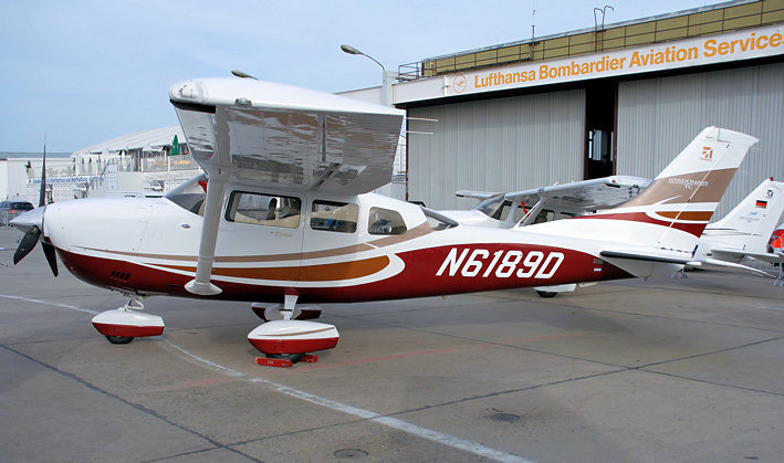 Cessna Turbo Stationair 206