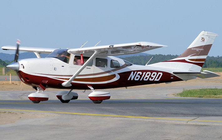 Cessna Turbo Stationair T206H
