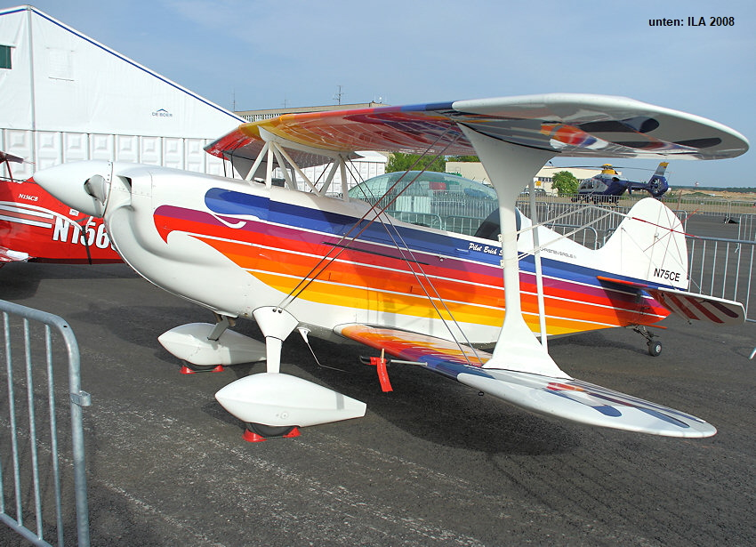 Christen Eagle II: ILA 2008