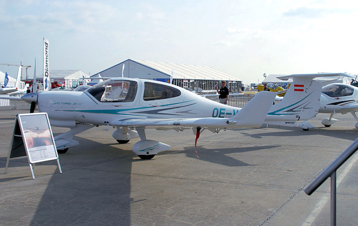 Diamond DA-40 Turbo Jet-A1
