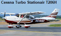 Cessna Turbo Stationair T206H--