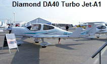 Diamond DA 40 Turbo Jet-A1