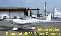 Diamond HK36 Super Dimona TTC115
