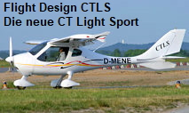 Flight Design CTLS - CT Light Sport