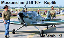 Messerschmitt Bf-109 - Replik