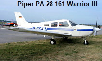 Piper PA 28-161 Warrior III