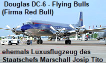Douglas DC-6 - Flying Bulls