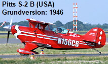 Pitts S-2B - Doppeldecker