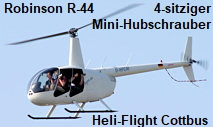 Robinson R-44, Heli-Flight Cottbus