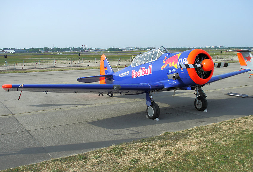 North American T6 (Texan): Trainingsflugzeug der Firma North American Aviation