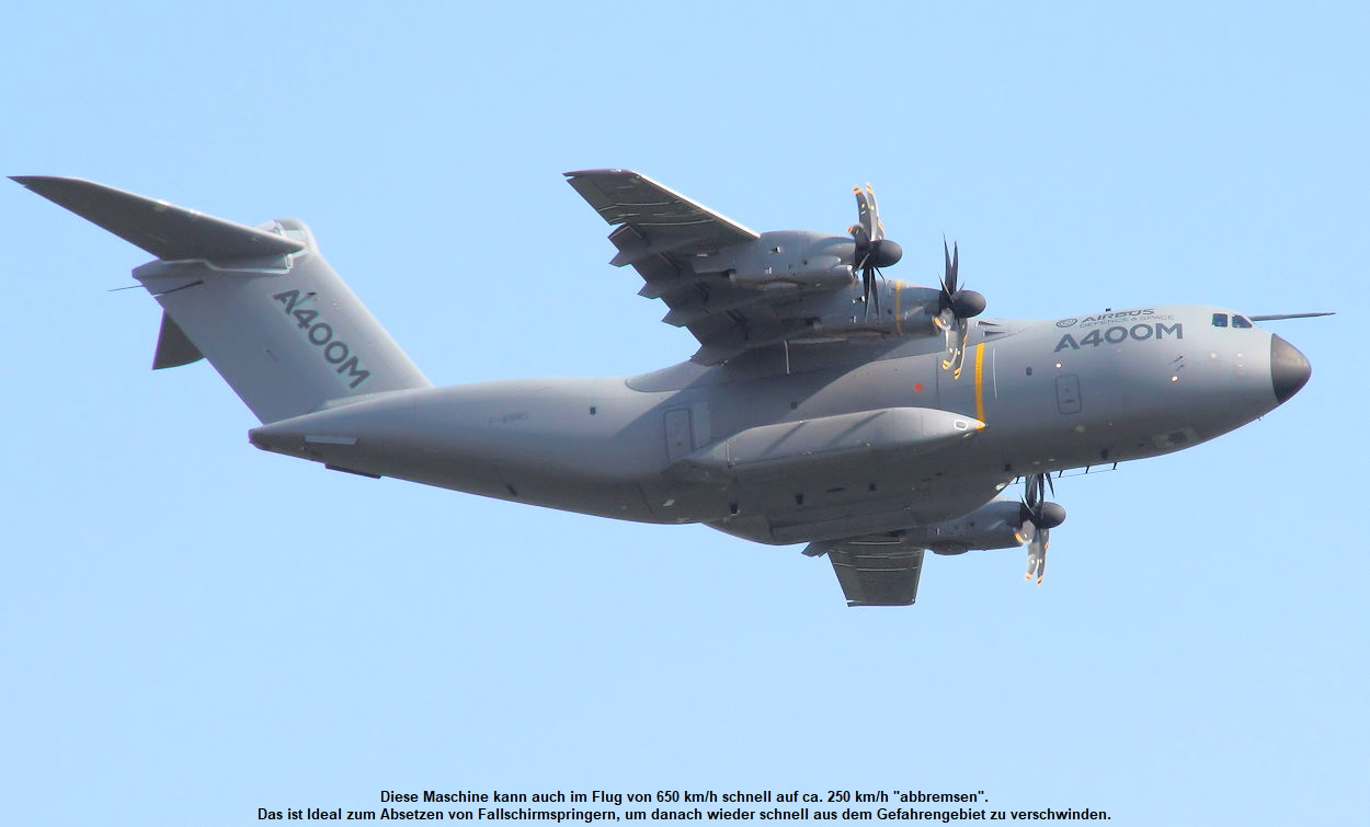 Airbus A400M - Grizzly