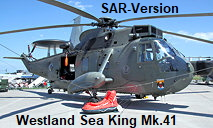 Westland Sea King Mk.41: SAR-Version für die Deutsche Marine