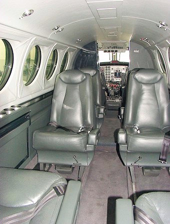 "Beechkraft ""King Air B 200"""