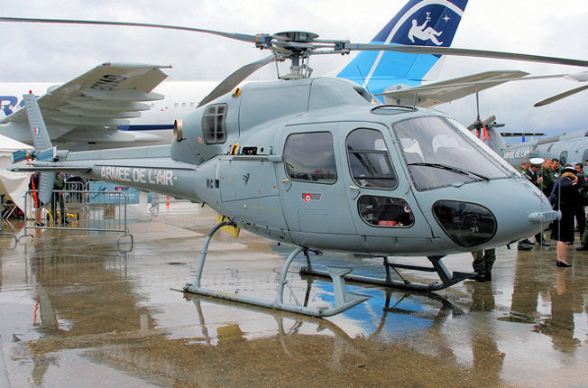 Eurocopter AS 555 AN Fennec