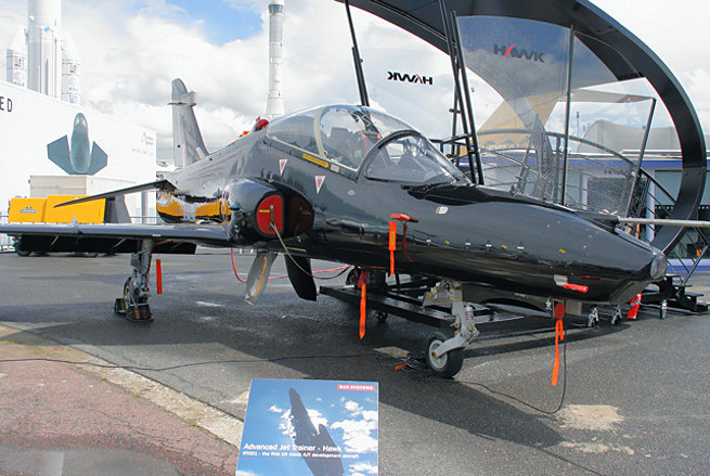 British Aerospace BAe Hawk