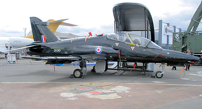 BAe Hawk - British Aerospace