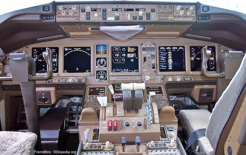 Boeing 777 300 Er Grosstes 2 Strahlige Langstreckenflugzeug