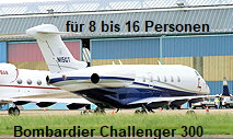 Bombardier Challenger 300 - Bombardier Continental