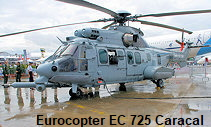 Eurocopter EC 725 Caracal