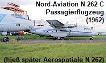Nord-Aviation N 262 C