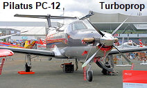 Pilatus PC 12 - Turboprop
