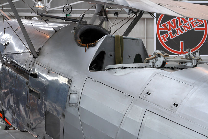 Hawker Hind - Cockpit