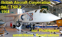 BAC TSR-2 - British Aircraft Coporation