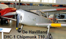 De Havilland DHC-1 Chipmunk T10