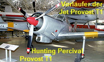 Hunting Percival Provost T1