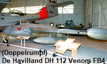 de Havilland DH 112 Venom FB4