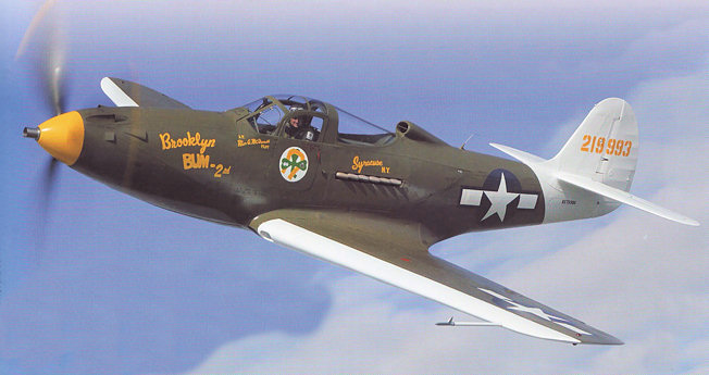 Bell P-39 Airacobra