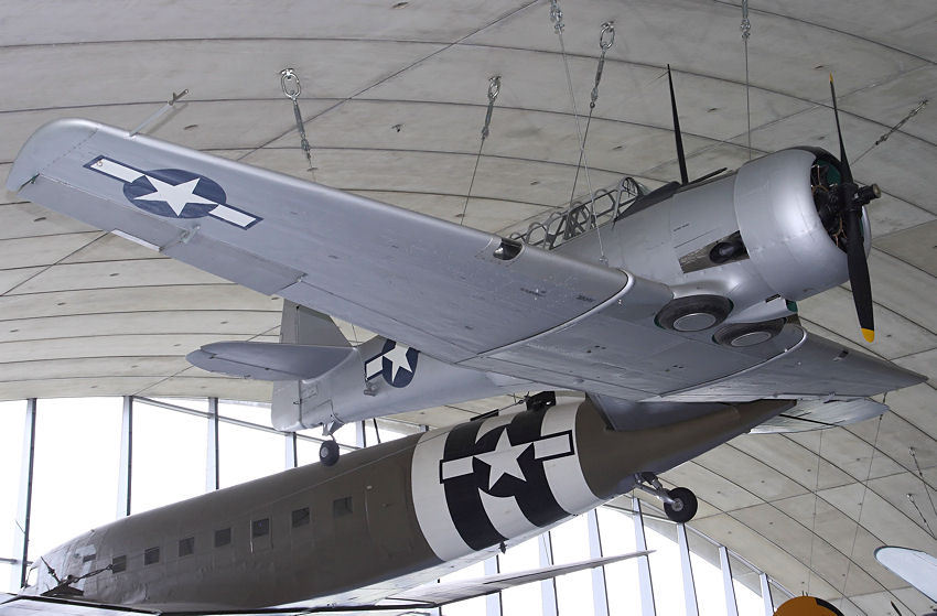 North American AT-6D Texan: Trainer der U.S. Air Force von 1937