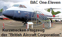 One-Eleven 510 - British Aircraft Corporation: 2-strahliges Kurzstreckenflugzeug