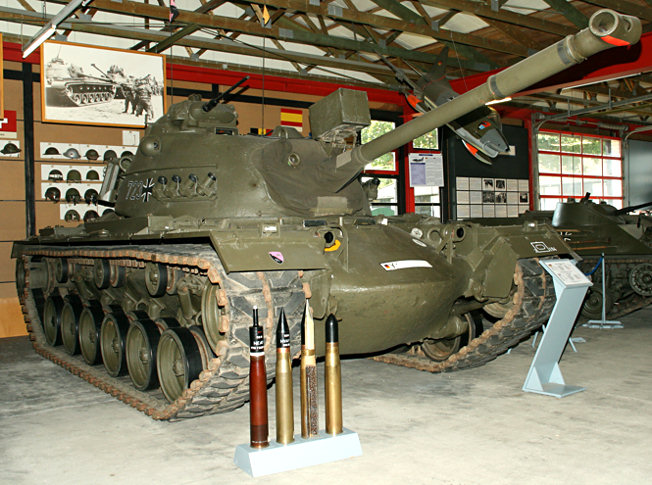 Kampfpanzer M48 A2 C Patton