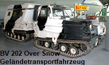 BV 202 Over Snow - H�gglund and S�ner