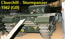 Churchill - Sturmpanzer